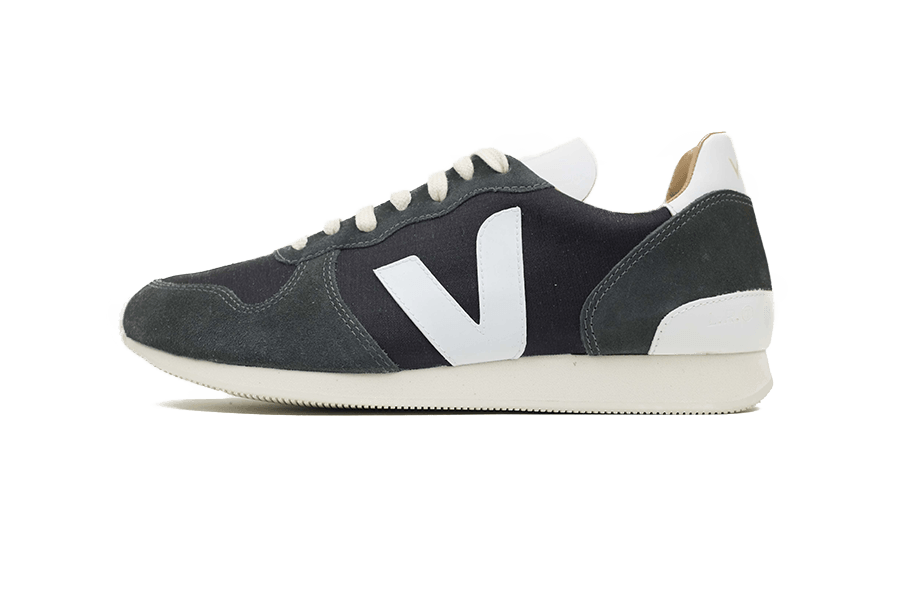 Veja Holiday Bastille Tafta Black Grafite White