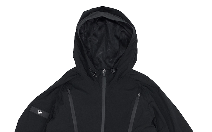 Riot Division Ultimate City Jacket - Black 1