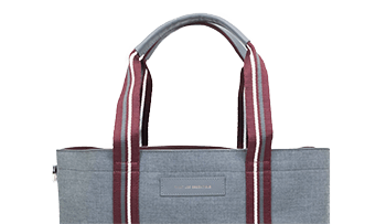Shopper Tote Multi Heather Grey _mobile