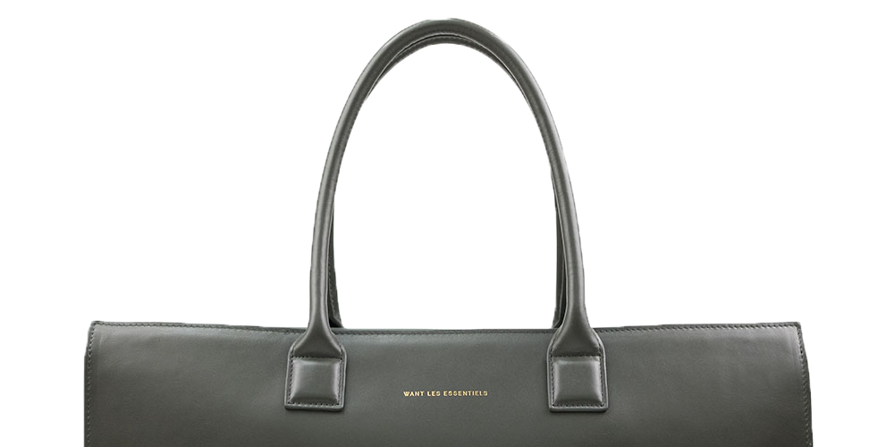 WANT Les Essentiels Dresden Structured Tote – Silt 1
